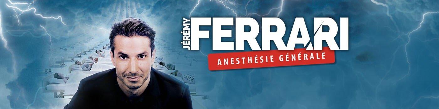 JEREMY FERRARI