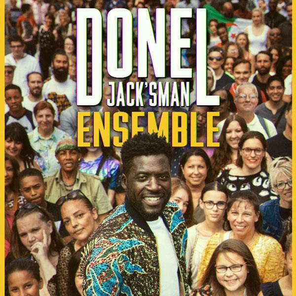 DONEL JACK'SMAN